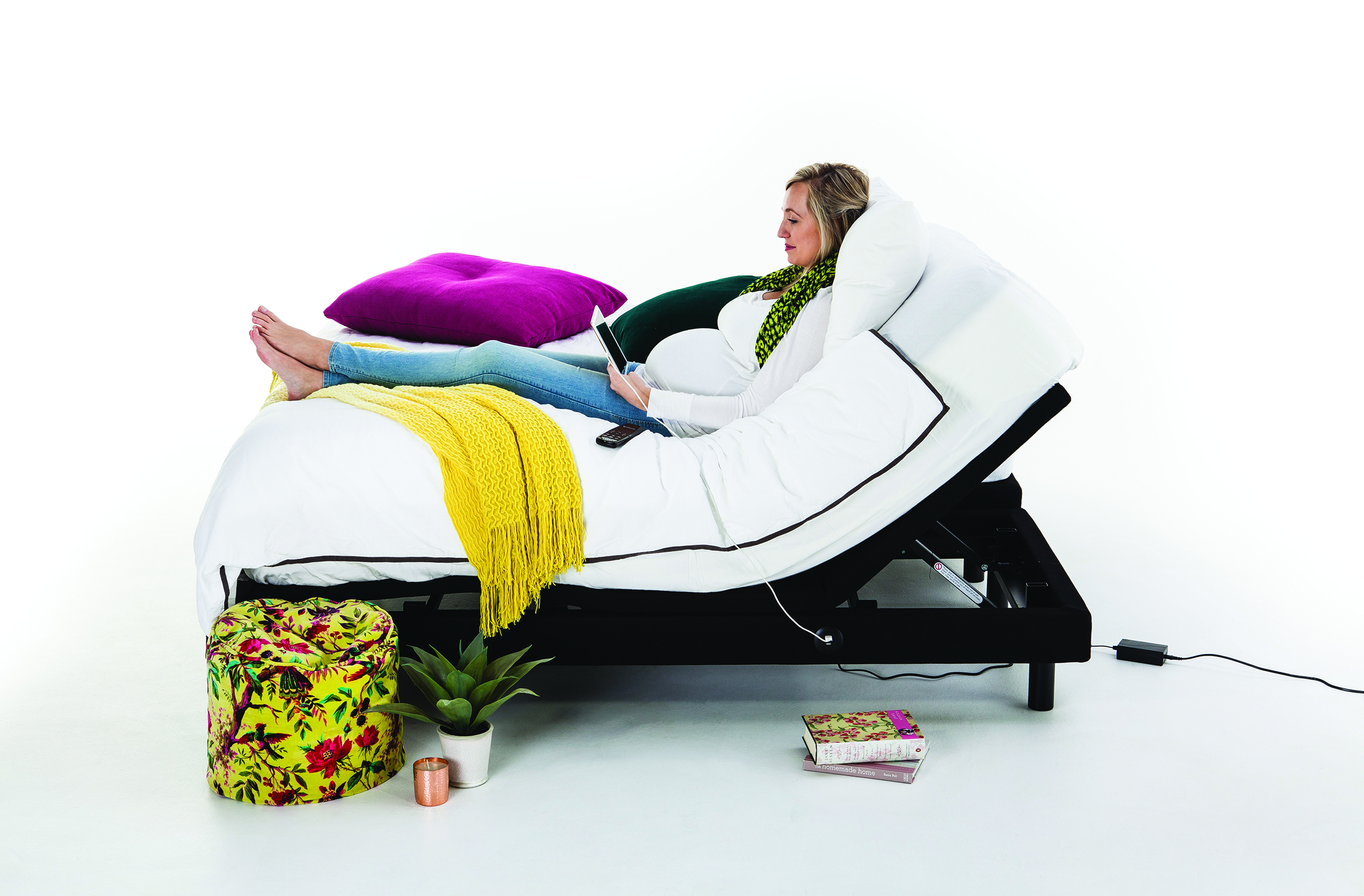 Sleepy's 500i adjustable bed base
