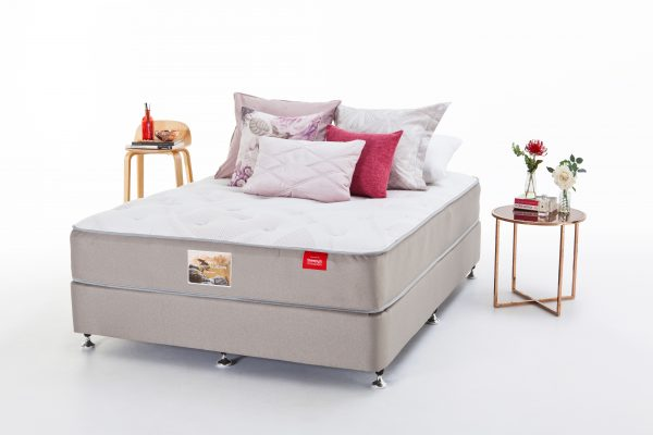 Sleepy's Dawn plush mattress