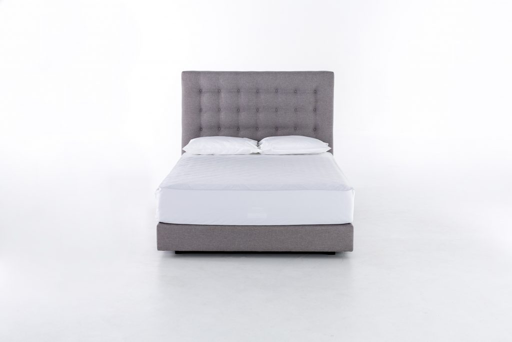 Sleepy's Accent Bed Base - Grey