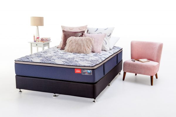 Sleepy's Chiro Connect Pocket Spring Mattress
