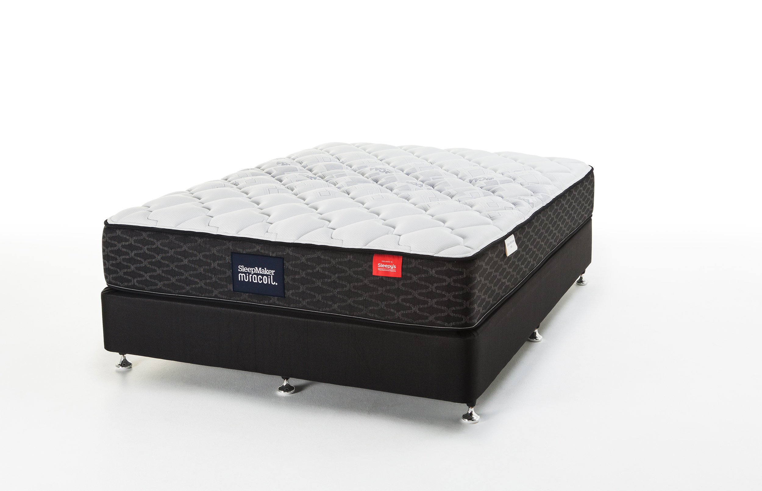 Sleepy's Nova Black Bed Base