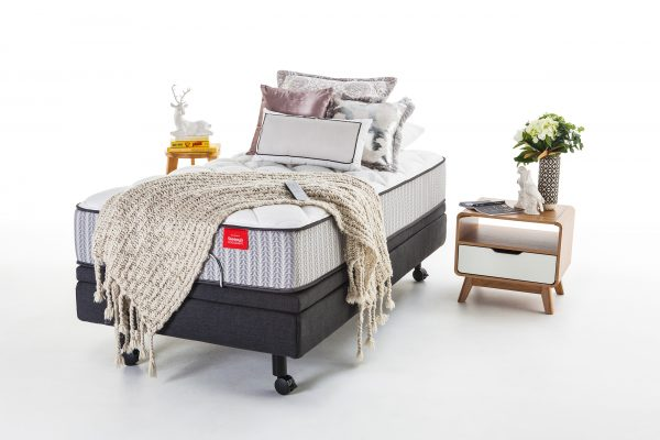 "Flexi Lift HealthCare ""High Low"" Adjustable Single Bed Base"