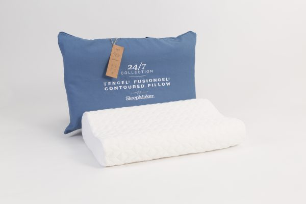 Sleepmaker 24/7 Contour Pillow