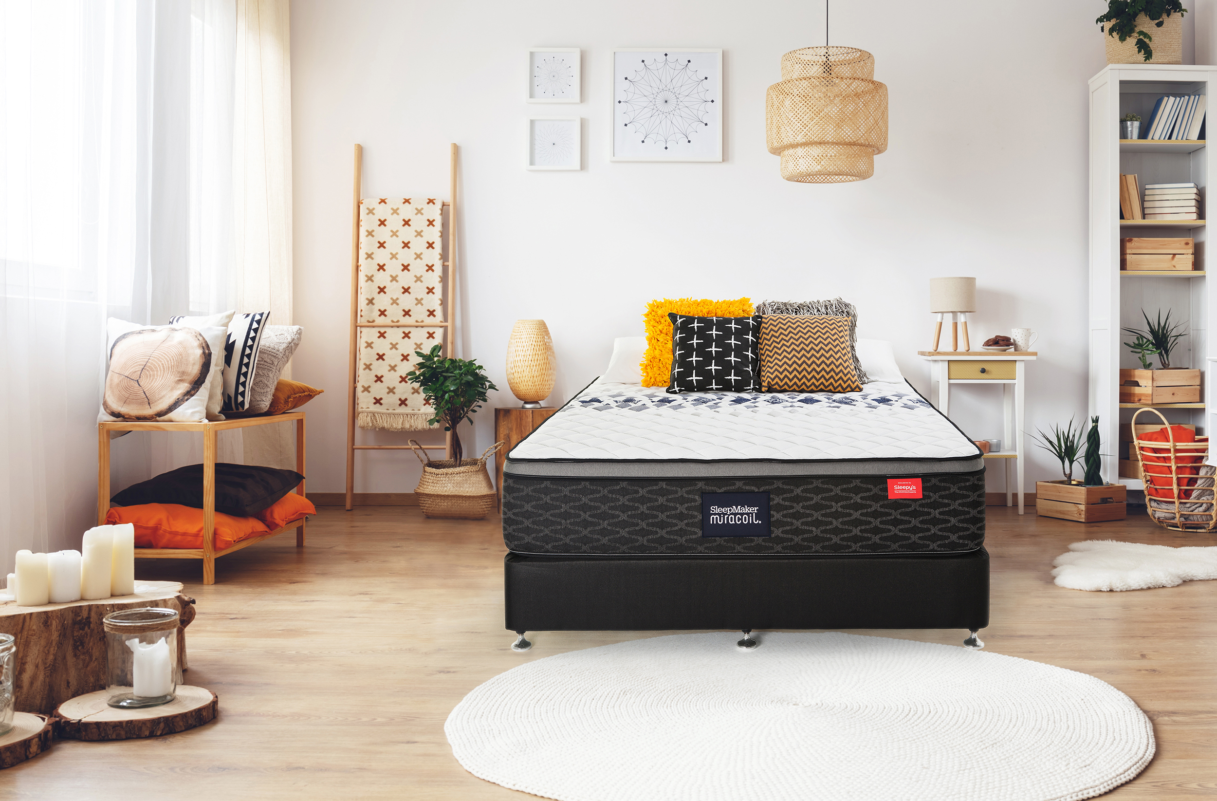 Sleepmaker Chiro Dynamic Mattress