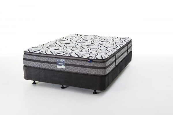 Sleepy's Contempo Black Bed Base
