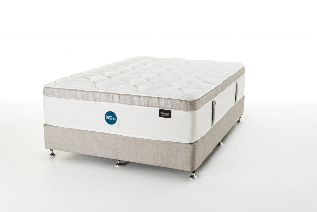 Sleepy's Grand Beige Bed Base