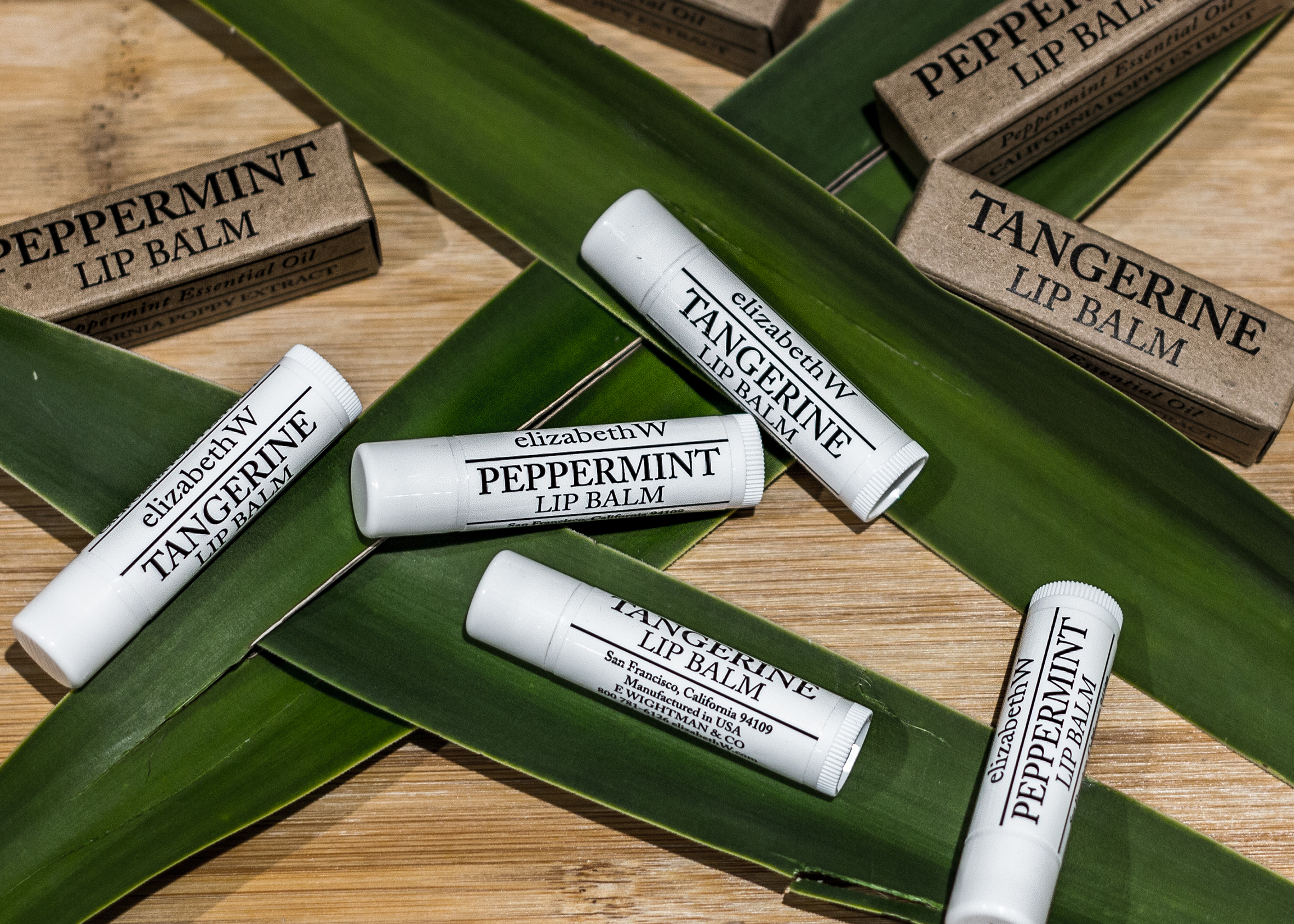 Elizabeth W Purely Essential Lip Balm