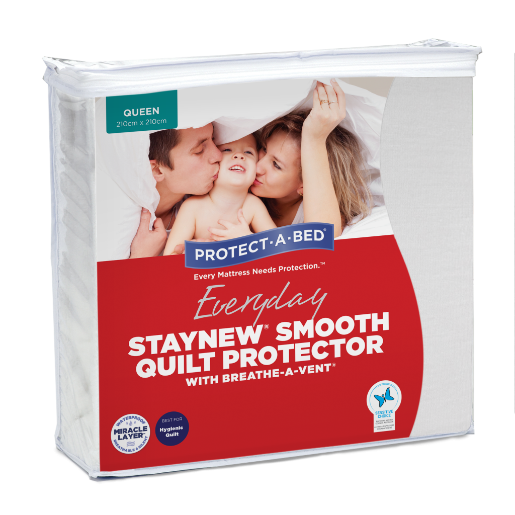 Staynew® Smooth Quilt Protector