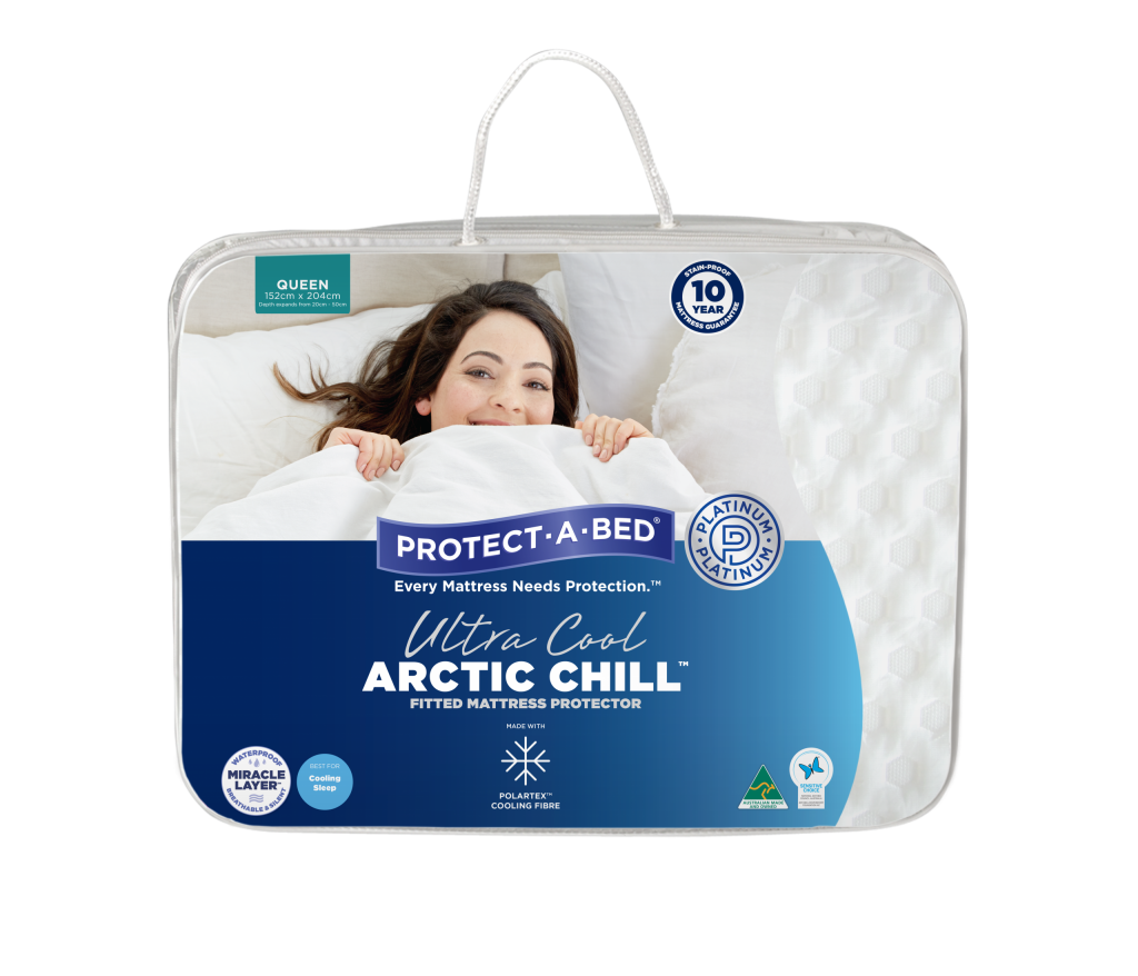 Arctic Chill™ Fitted Mattress Protector