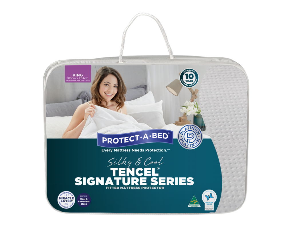 Tencel™ Signature Series Fitted Mattress Protector