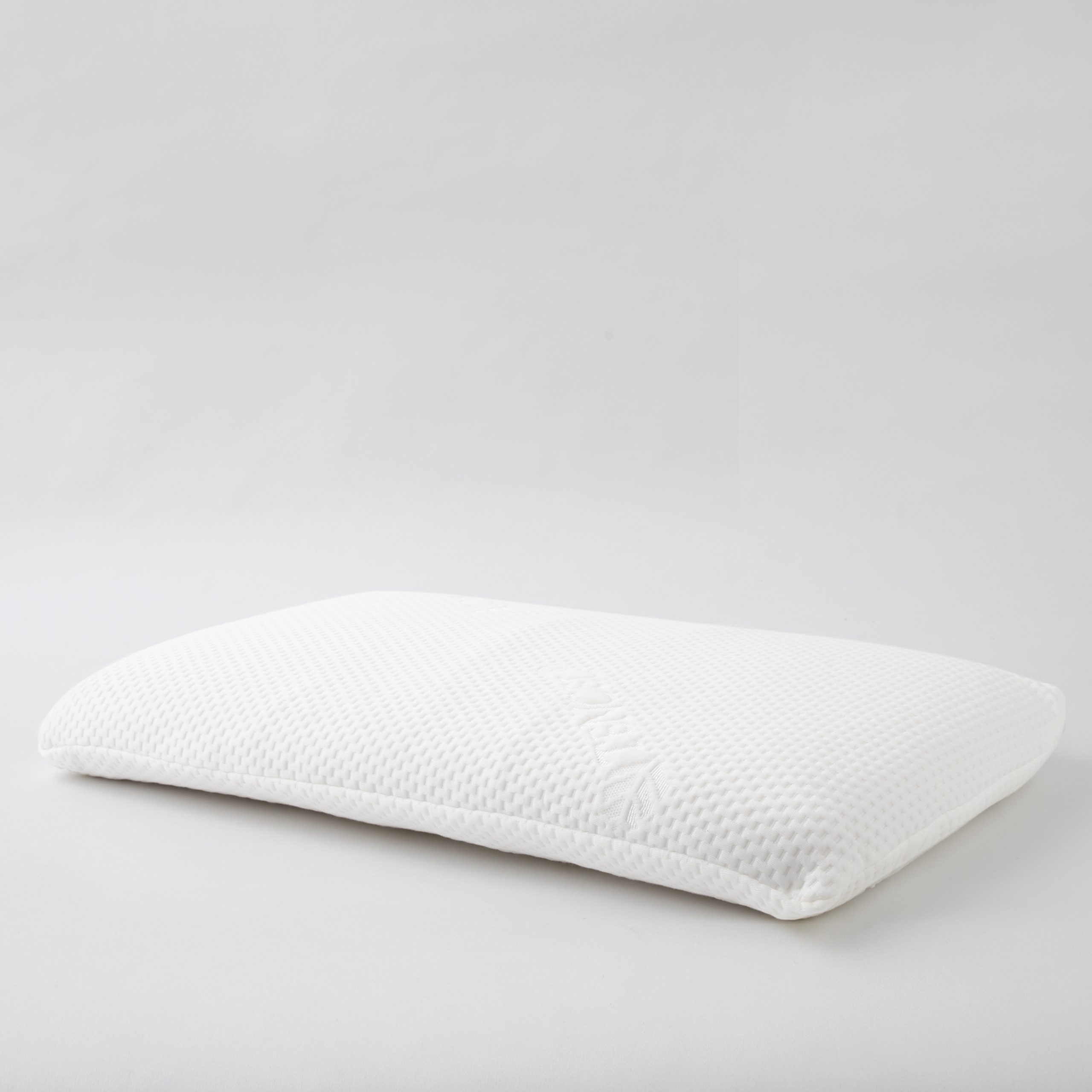 Belize Natural Latex Medium Profile Pillow with Tencel Cover