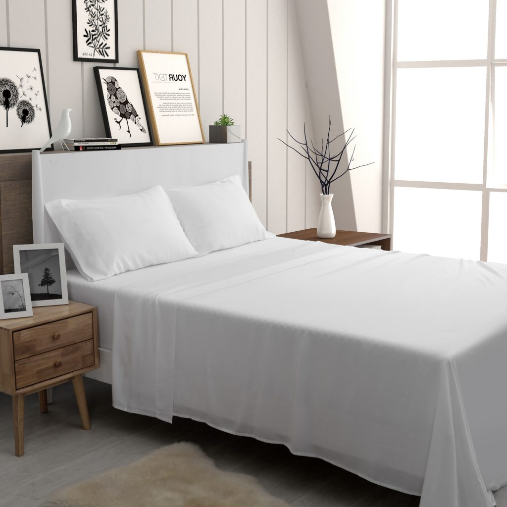 EcoTouch Tencel Flat Sheet