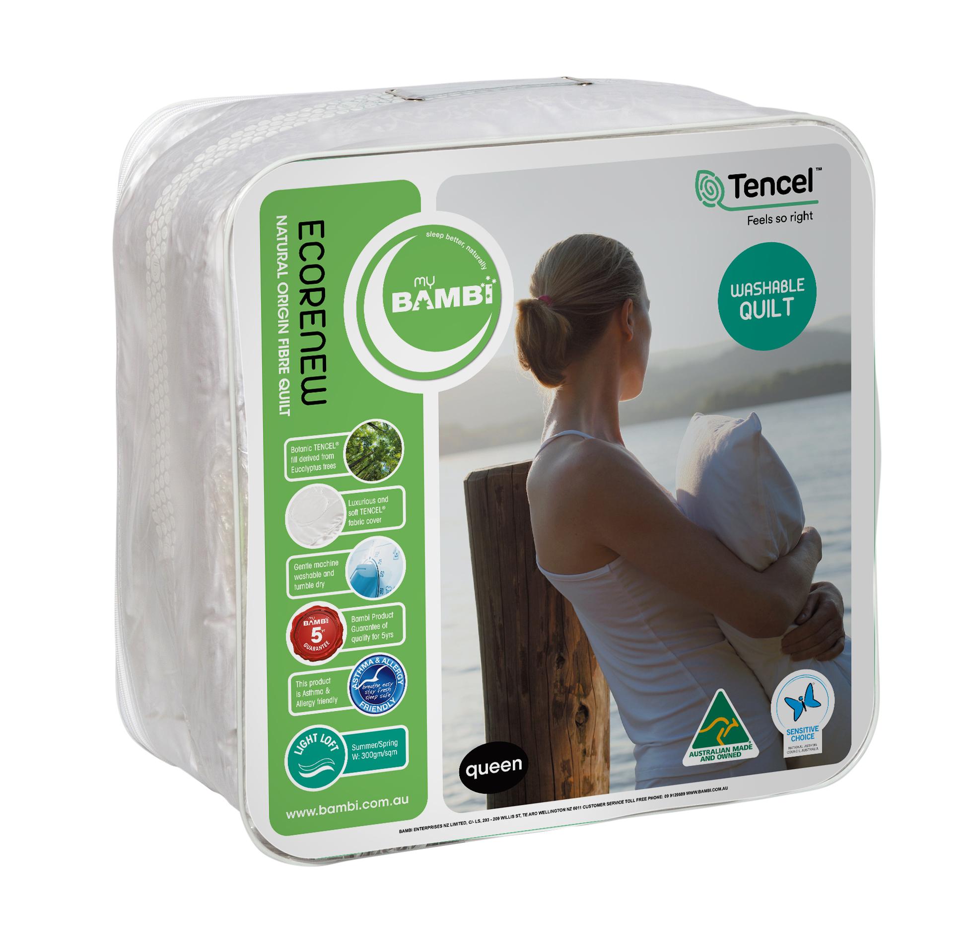 EcoRenew Tencel® Quilt