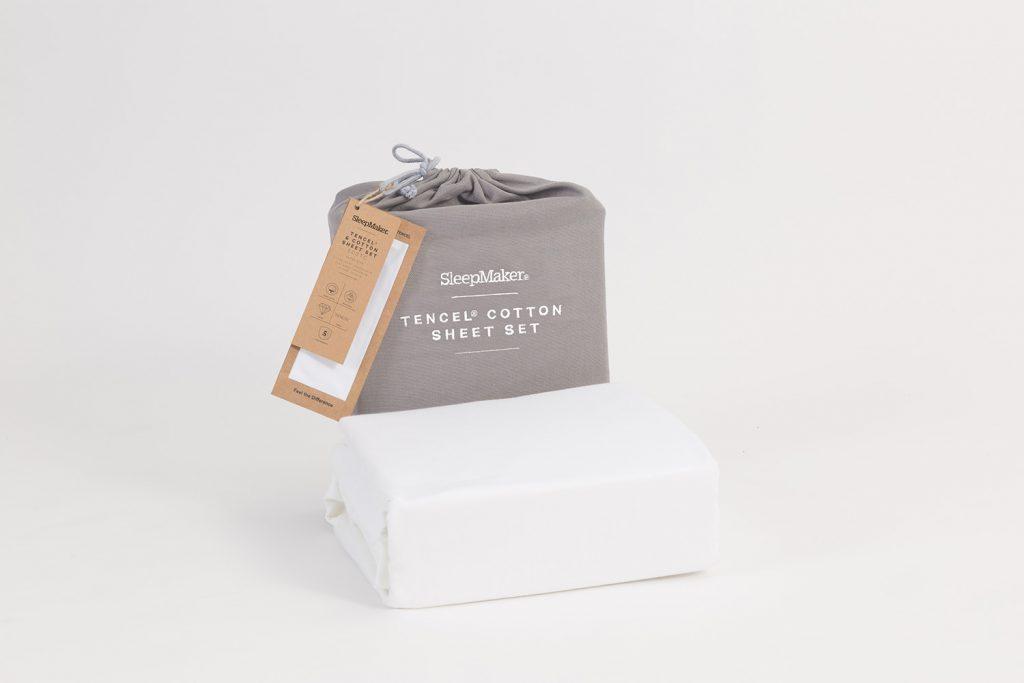 SleepMaker Tencel - Supima Cotton Sheet Set
