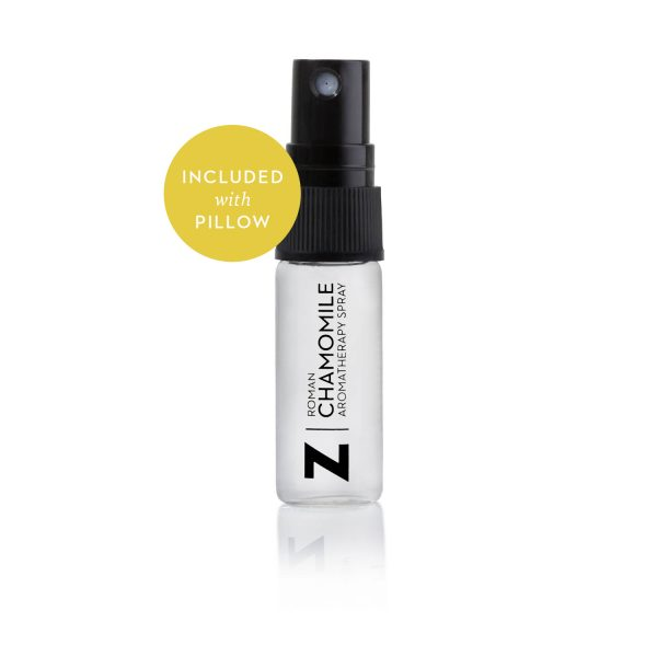 Malouf Zoned Dough Chamomile Pillow with Aromatherapy Spray